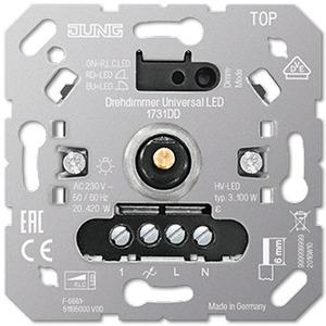 938122-JUNG-LED-1731DD-Dimmer-3-100Watt