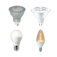 LED GU10-MR16-E27-E14